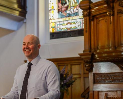 Rev. Dr. Cecil Grant